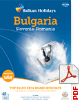 Balkan Holidays Winter Ski & Board Brochure