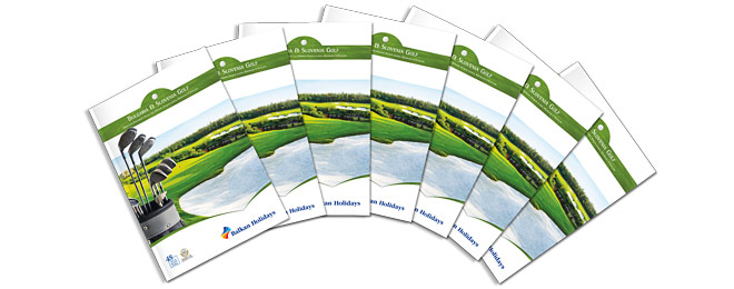 Balkan Holidays Golf Brochure