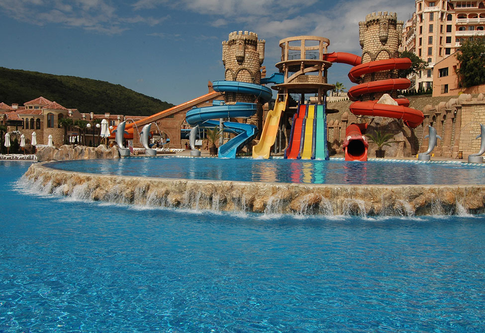 Bulgarien Hotel Royal Villas Elenite Beach