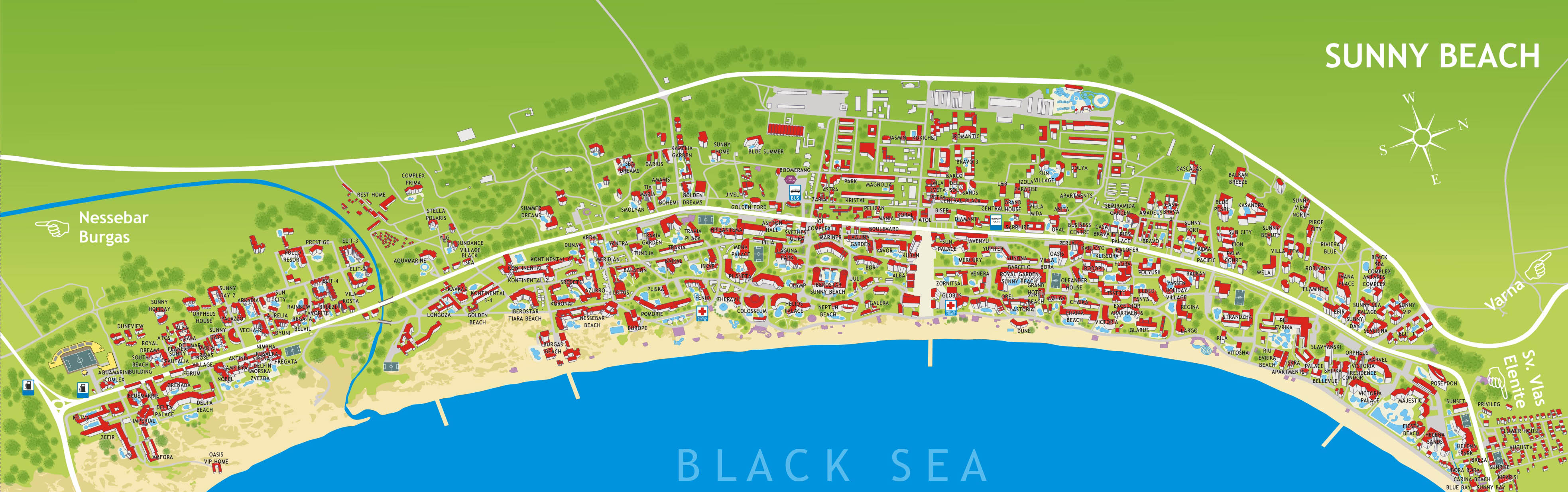 Sunny Beach Bulgaria Tripadvisor Forum