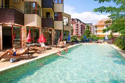 Hotel Lira Sunny Beach Balkan