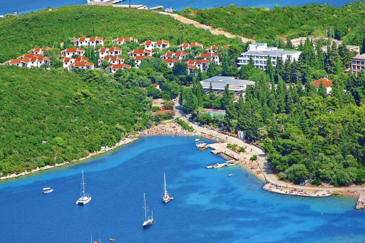 Port  Resort Korcula Island Dubrovnik Area Of