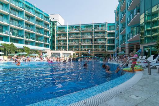Hotel Diamond Sunny Beach Balkan