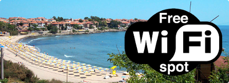 FREE WiFi Signals A New Era For Sozopol