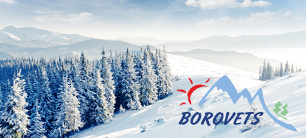 Borovets - First Snow Of The Year Has Fallen
