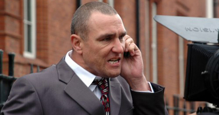 Vinnie Jones to star in Bulgarian Reality Show