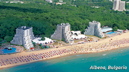Albena to Unveil a New Aquapark