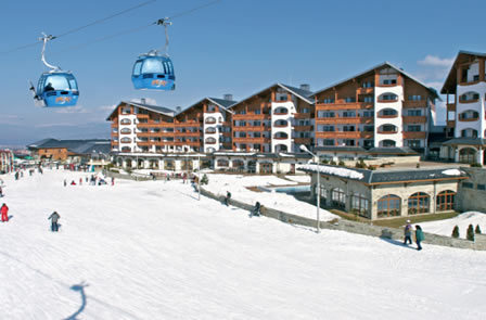 Bansko - Open state championship in snowboarding!