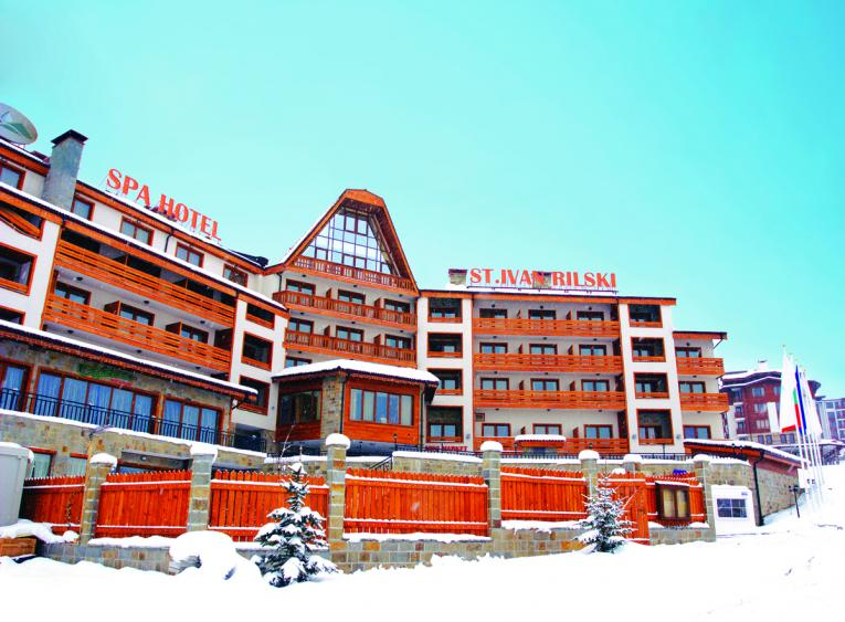 St Ivan Rilski Hotel, Spa And Apartments